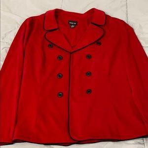 Leslie Fay Jackets & Coats - Leslie Fay Double breasted jacket